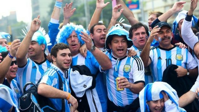 Cinco mil argentinos estão proibidos de entrar no Brasil durante a Copa América