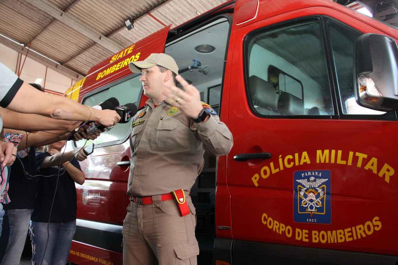 SERVIÇO DE EMERGÊNCIA Ambulância dos bombeiros deixa de atender na próxima terça-feira