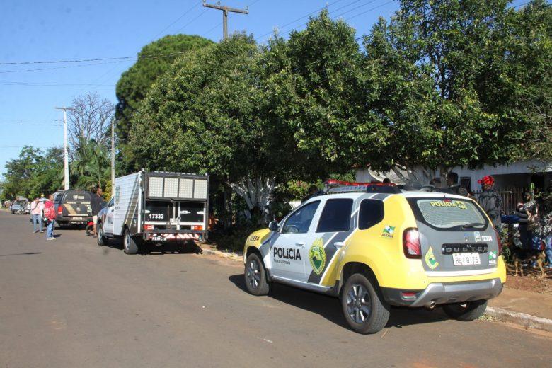 Dois homens são encontrados mortos e um é assassinado na região de Umuarama