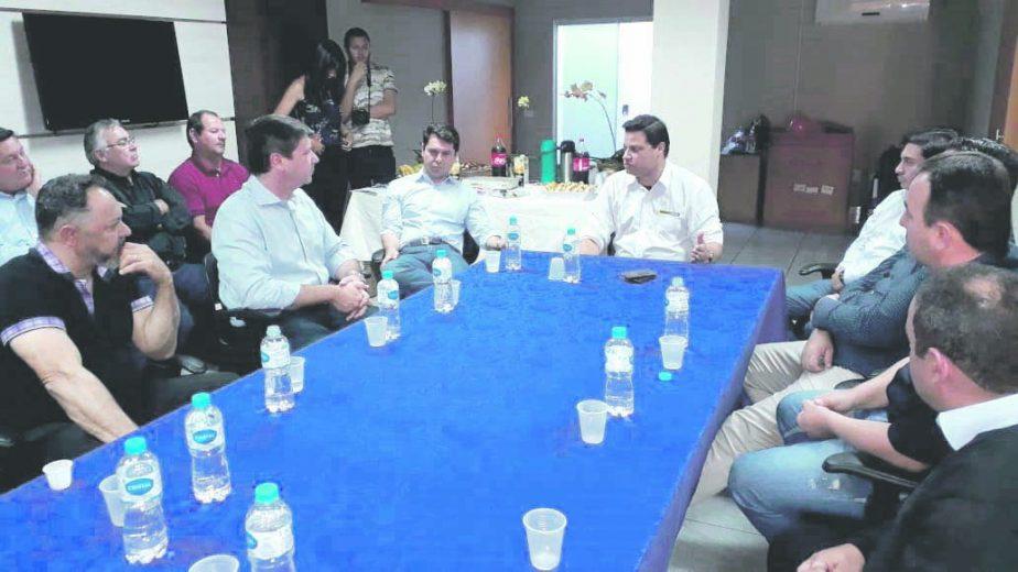 Secretário Sandro Alex volta a confirmar a duplicação da rodovia PR-323