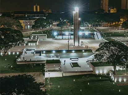 Unipar convida população para ação  sábado na Praça Santos Dumont em Umuarama