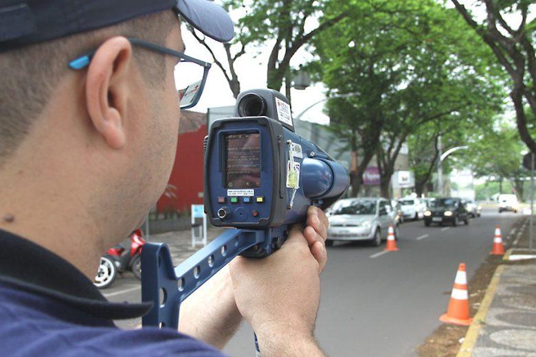 Todas as multas aplicadas em Umuarama são por infrações gravíssimas