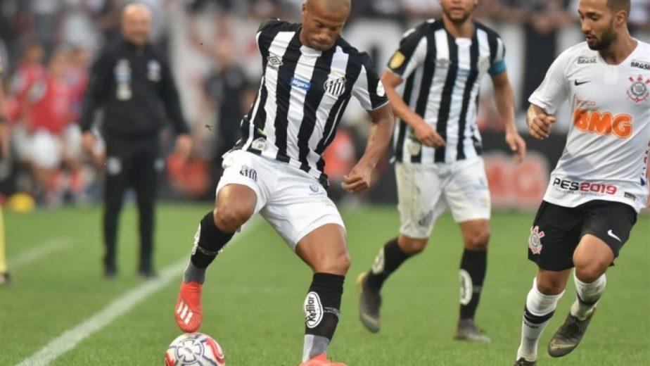 Em melhor fase, Santos vai tentar quebrar um tabu de 4 anos na Arena Corinthians
