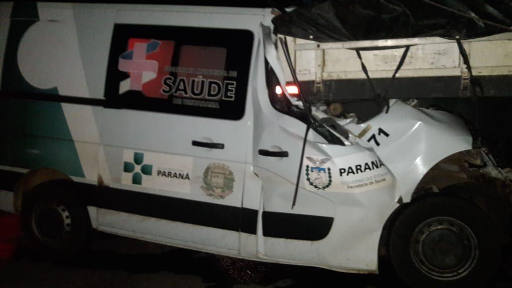acidente-ambulância-ponta-grossa