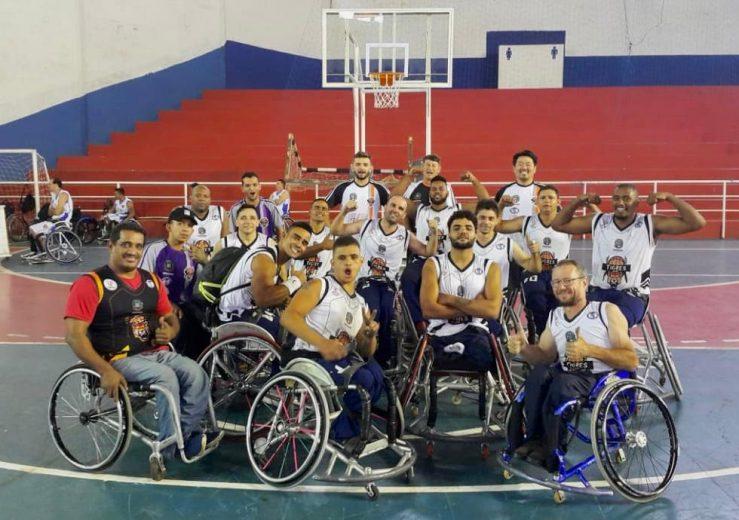 Basquete sobre rodas de Umuarama é Campeão Paranaense