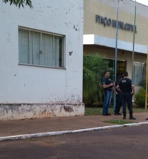 Gaeco fecha Prefeitura de Iporã e prende 4 pessoas