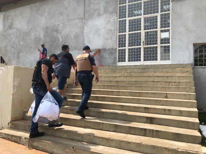 TJ afasta prefeito de Iporã do cargo por corrupção (atualizada)