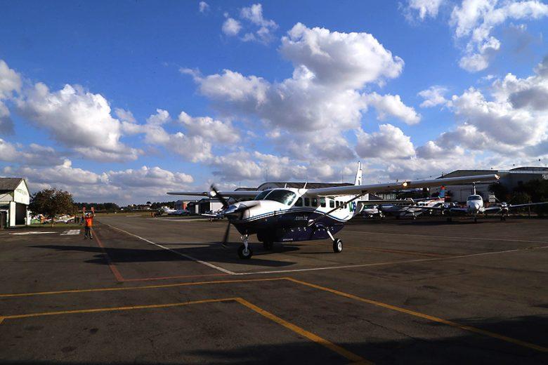 Quatro cidades da região começam operar voos para Curitiba