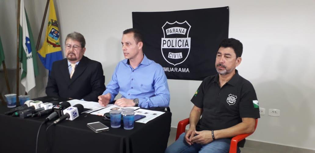 Identificado um dos envolvidos em  sequestro de família de Cruzeiro do Oeste