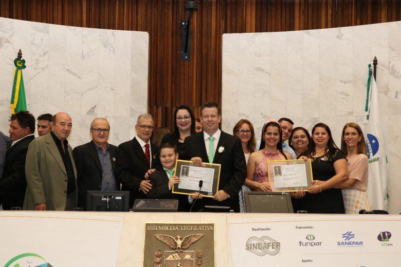 Gestão Darlan faz Pérola conquistar pela quinta vez Prêmio de Gestor Público-PR