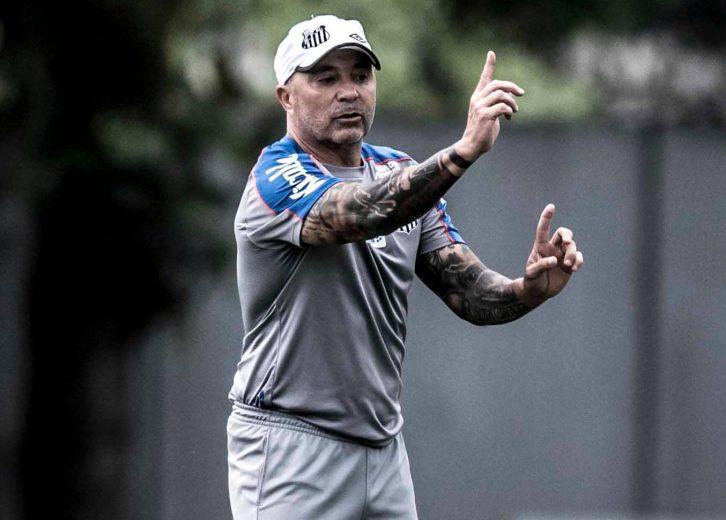 Palmeiras escolhe Jorge Sampaoli como primeira opção para treinar o time em 2020