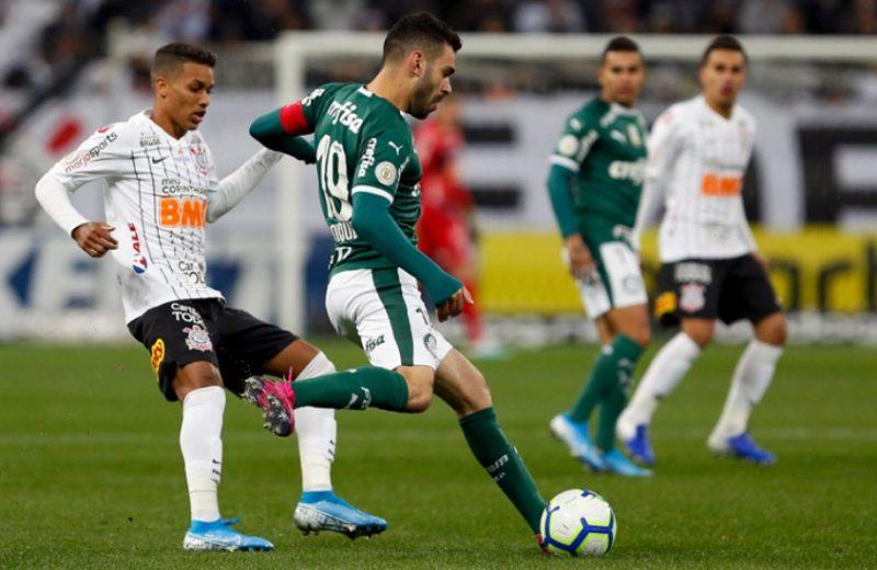 Fase de grupos da Libertadores poderá ter clássico entre Palmeiras e Corinthians