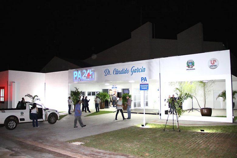 Pronto Atendimento 24h é inaugurado com modernas instalações e equipamentos
