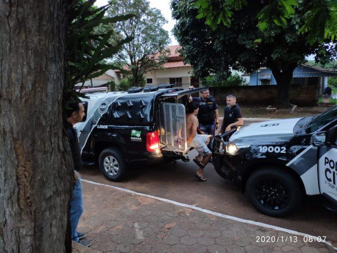 Polícia Civil prende suspeitos de matar Jhon Leon de Deus