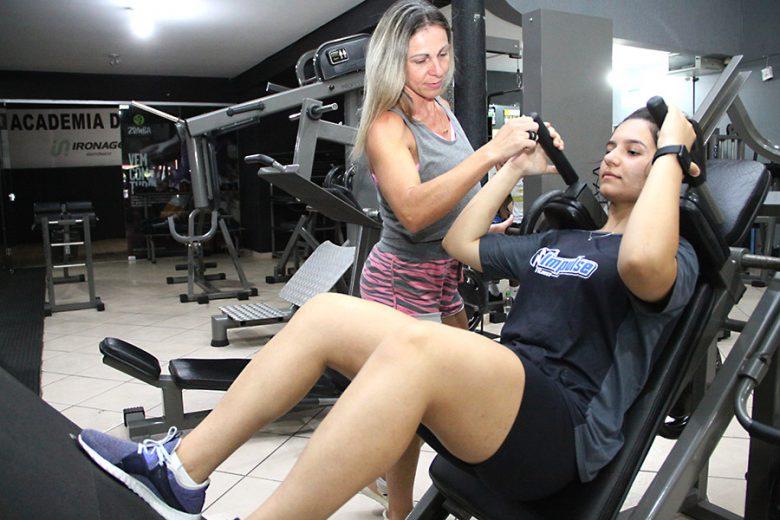 Atividades físicas requerem cuidados  com o calor intenso dos últimos dias