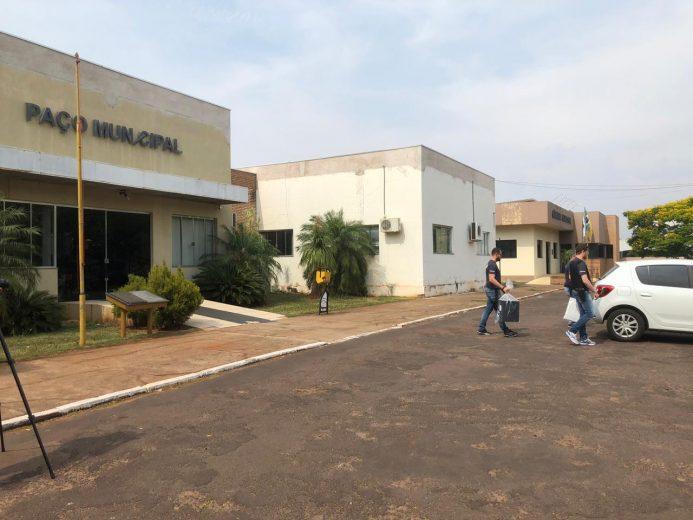 Justiça afasta prefeito de Iporã e bloqueia  R$ 12,4 milhões em bens de 12 réus