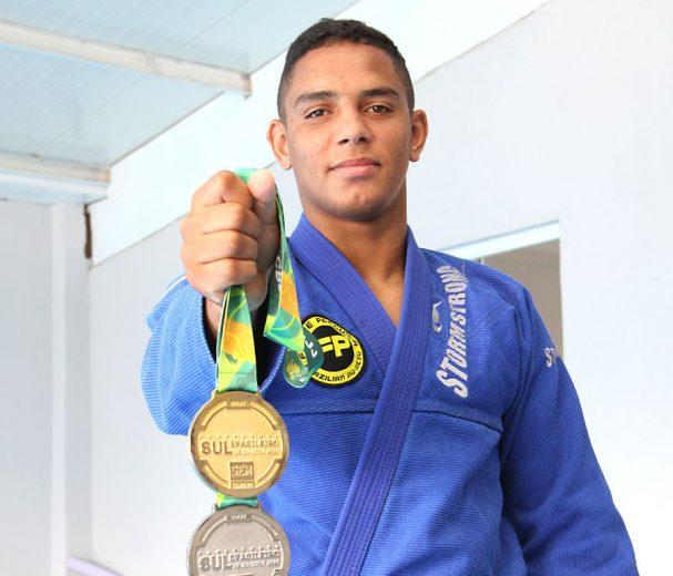 De olho no Brasileiro de Jiu-jitsu,  atleta de Umuarama busca apoio financeiro