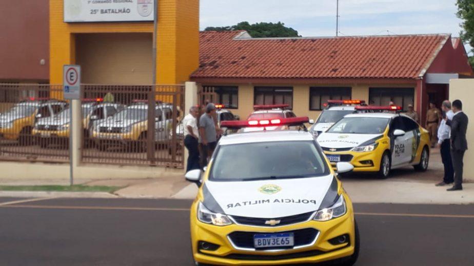 Umuarama recebe hoje 24 horas de  operação intensiva da Polícia Militar