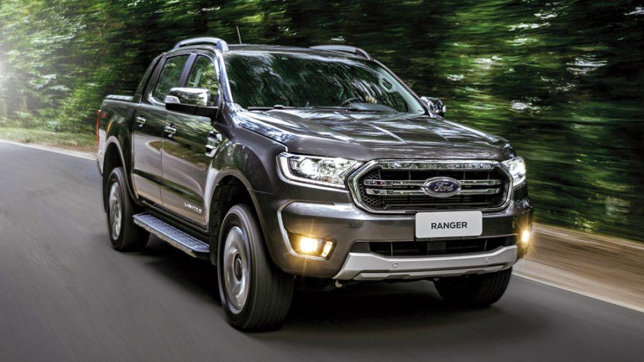 Montadora mostra que Ford Ranger cresce  em participação nas picapes em abril