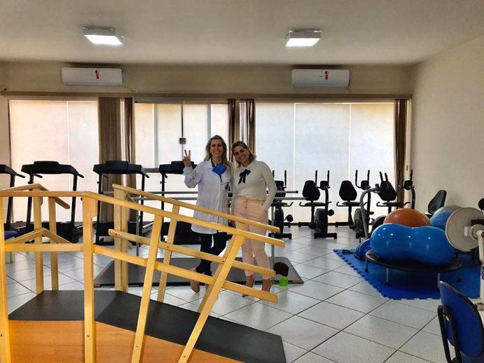 Espaço da Fisioterapia de Perobal ganha novas instalações e equipamentos
