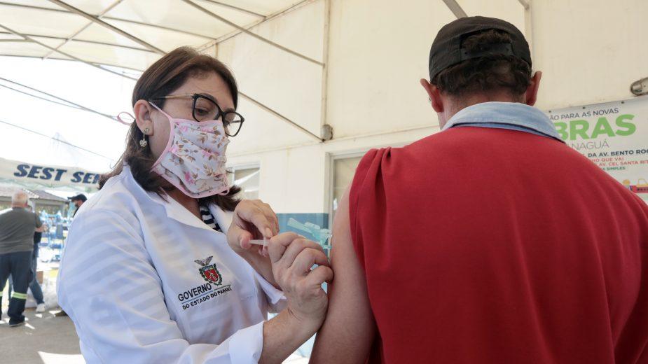Última etapa da vacinação contra gripe segue até 5 de junho