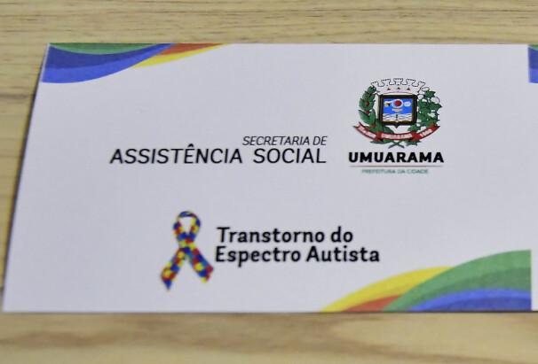 Carteirinha do Autista deve ser retirada na Assistência Social, a partir de segunda
