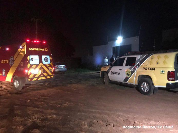 Após assaltar residência, dois homens morrem em confronto com a polícia