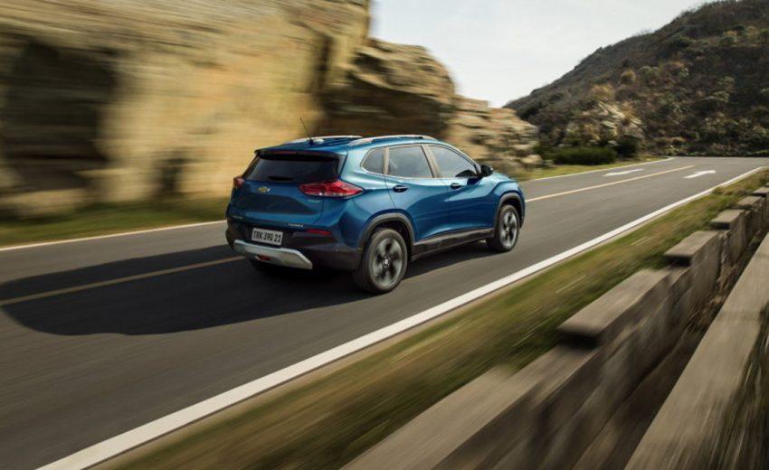 Chevrolet Tracker é o carro que mais cresce em vendas, segundo montadora