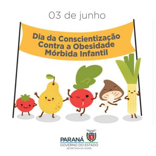 Saúde alerta sobre riscos da obesidade infantil