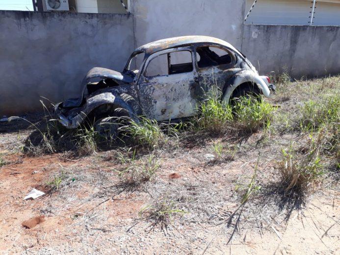 Homem que teve corpo queimado  em acidente é transferido para Londrina