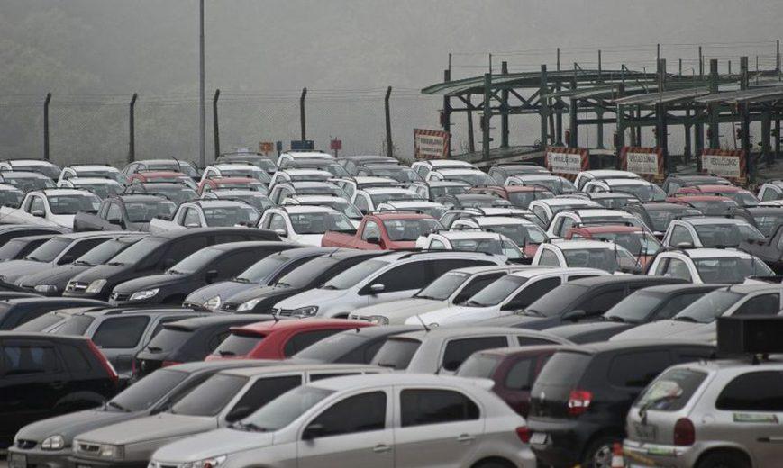 Produção de veículos tem queda de 84,4% em maio, diz Anfavea
