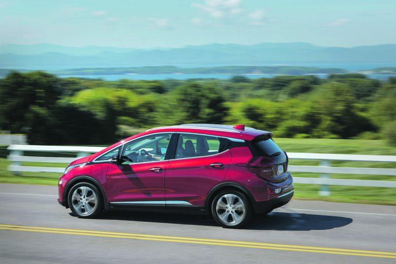 Chevrolet Bolt EV fecha semestre como elétrico mais emplacado do País
