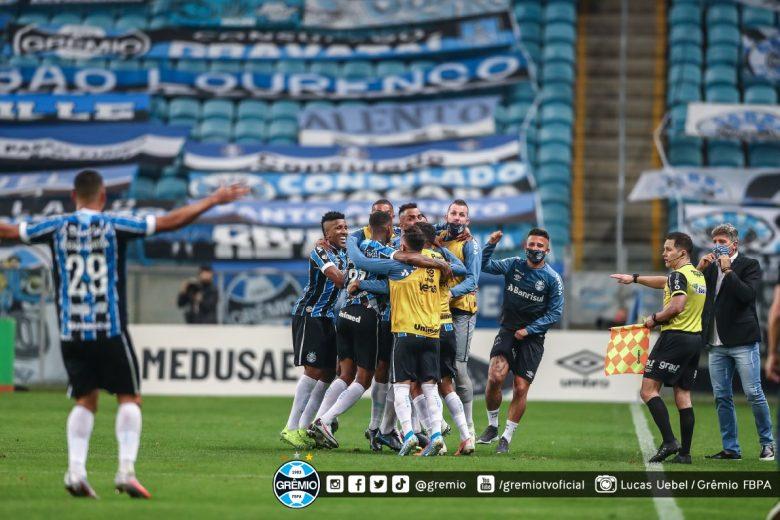 Visto como candidato ao título, Grêmio  pensa em focar no Brasileirão desta vez