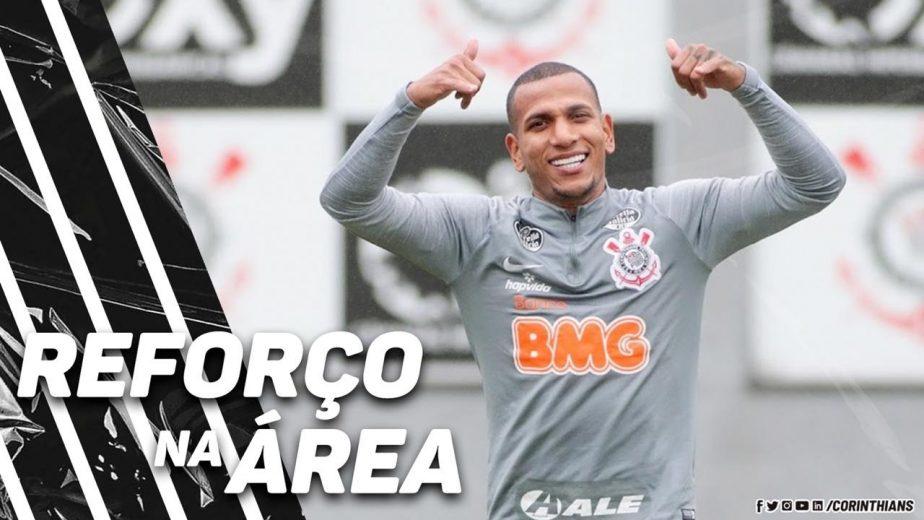 Corinthians oficializa contratação de Otero, que era do Atlético-MG