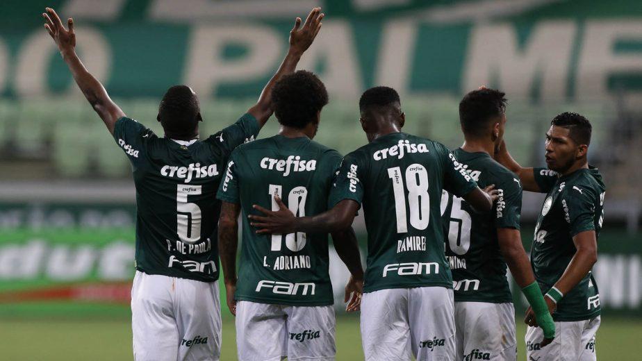 Palmeiras bate a Ponte com gol de jovem da base e está na decisão