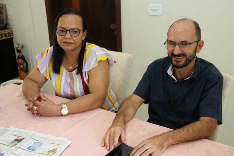 Henrique da Farmácia e Silvana chegam para fazer a mudança que Cidade Gaúcha precisa