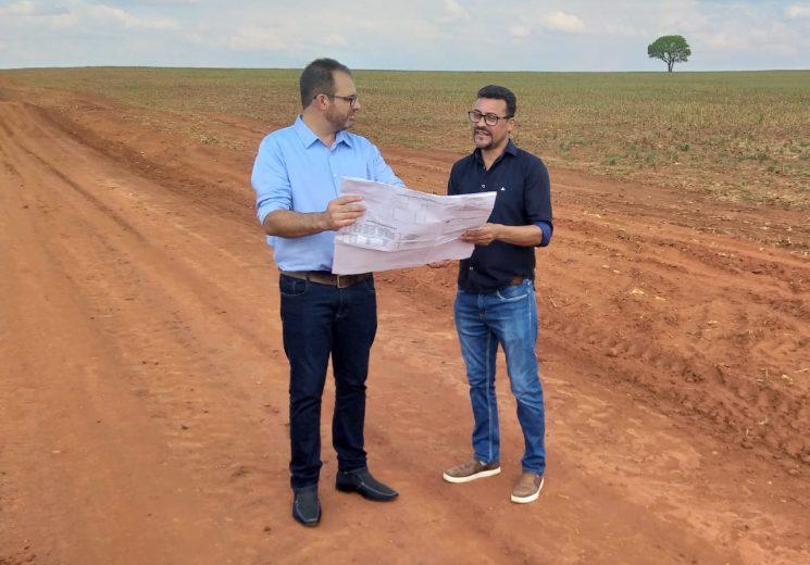Alex e Ilsinho vão dar sequência no governo para todos em Brasilândia do Sul