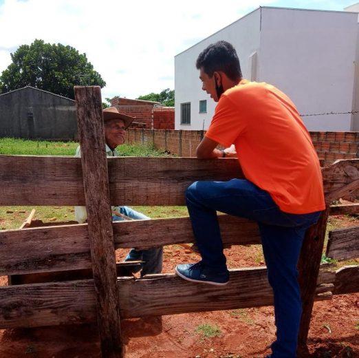 Vereador de Iporã, que deve ser o mais jovem do Brasil, fala de algumas metas