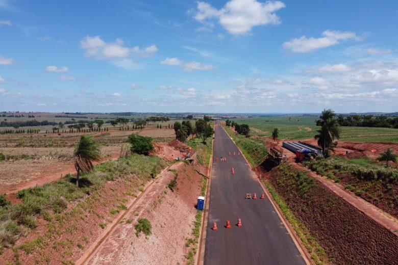 Dnit sinaliza para a pavimentação da Estrada Boiadeira entre Serra dos Dourados e Lovat/PR323