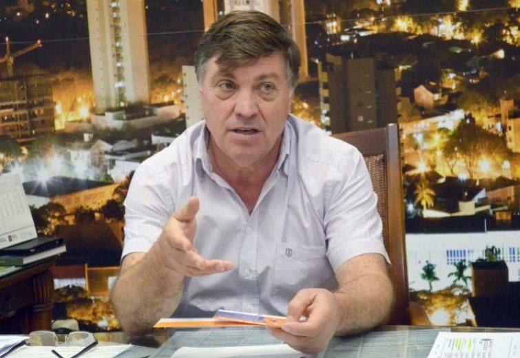 Pozzobom é candidato à presidência do consórcio que gerencia o Samu