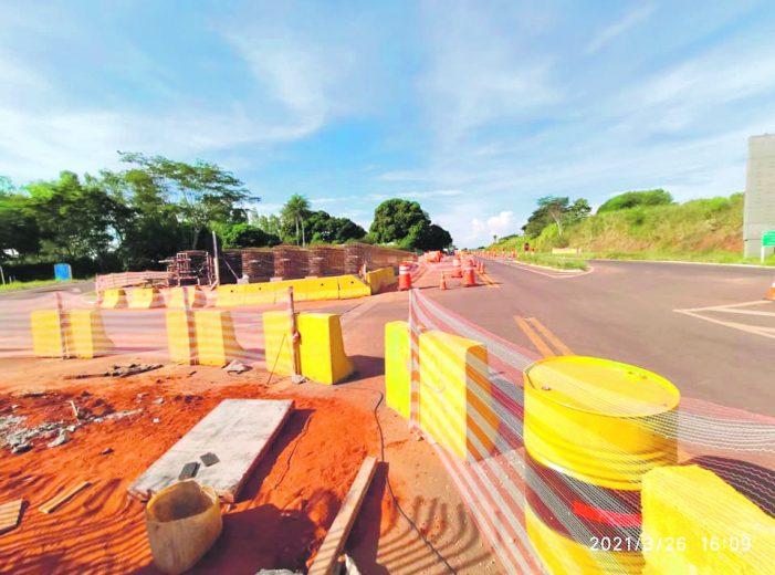 Rodovia BR-487/PR-082 entre Icaraíma e Porto Camargo está interditada por 90 dias