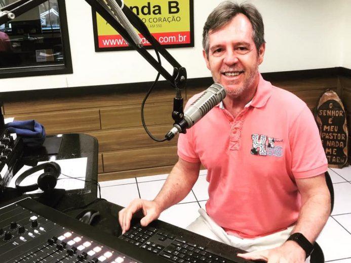 Morte de radiodifusor e presidente da Aerp deixa o setor em luto no Paraná
