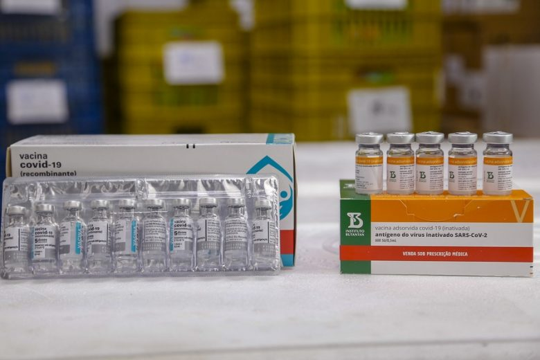 Novo lote de vacinas contra a covid-19 deve ter 205.200 doses