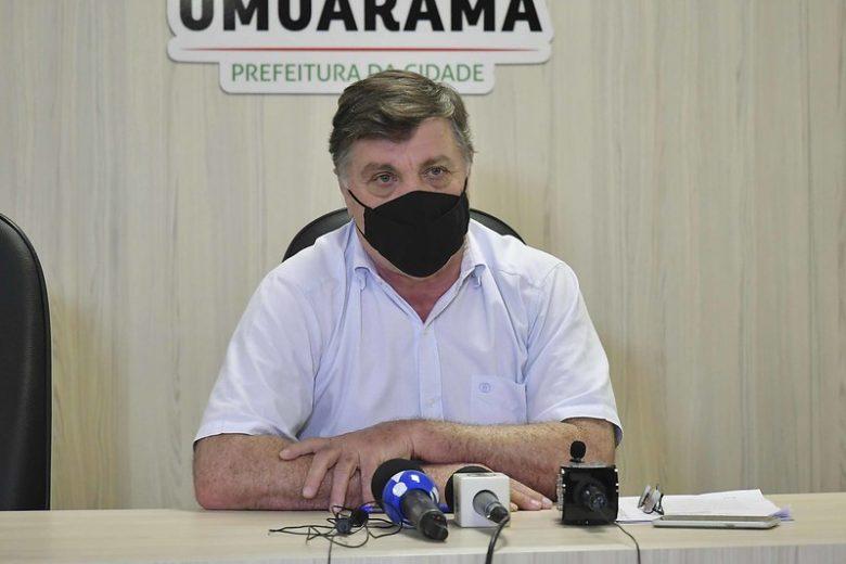 Pozzobom diz que foi surpreendido, não teme investigação e Prefeitura reabre normal nesta quinta