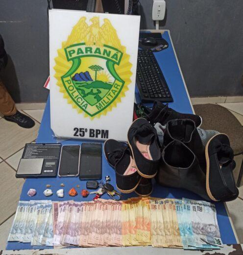 Seis pessoas são detidas após arrombamento em sapataria