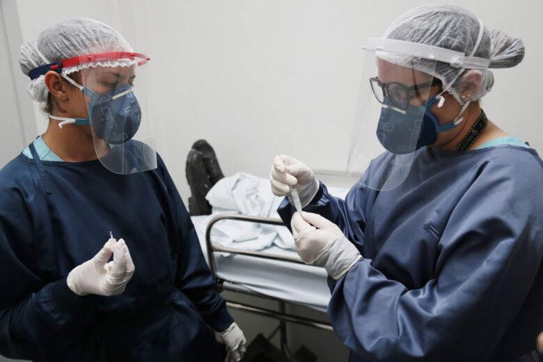Paraná já registrou circulação de 24 variantes do coronavírus desde o começo da pandemia