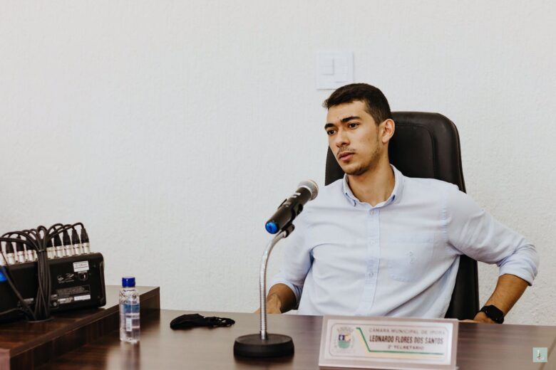 Vereador de Iporã, o mais jovem do Brasil, é o destaque do TRE-PR no prêmio Innovare
