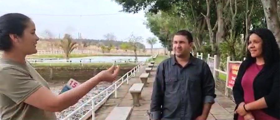 Após oito meses orando, casal recupera aliança de casamento