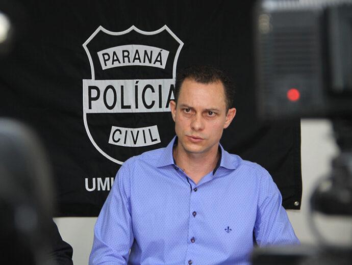 Preso suspeito de chantagear vítima para cometer estupro em Cruzeiro do Oeste
