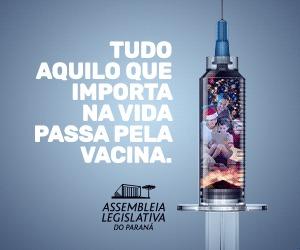 Tudo aquilo que importa na vida passa pela vacina.
